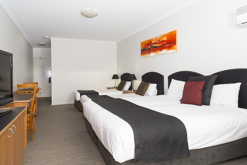 Family Rooms Alpha Hotel Canberra Tuggeranong