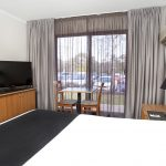 Alpha Hotel Canberra Deluxe Room with Terrace - Ground Floor