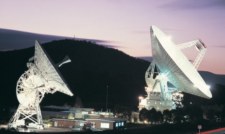 Alpha Hotel Canberra Attractions - Canberra Deep Space Communication Complex