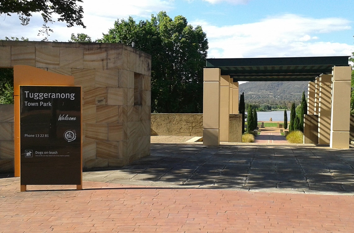 Alpha Hotel Canberra Attractions - Tuggeranong Park
