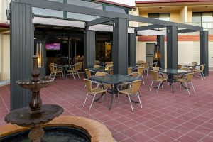 Alpha Hotel Canberra Dining Alfresco Terrace