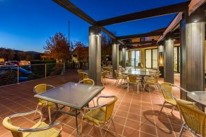 Alpha Hotel Canberra Dining Alfresco Terrace