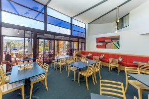 Alpha Hotel Canberra Dining Tinderbox Restaurant