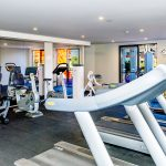 Alpha Hotel Canberra Well-Equipped Gym